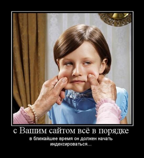Продвижение сайта в ТОП Яндекса и Google - 5 проблем
